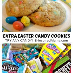 Kid's Candy Cookies