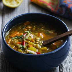 Thyme and Lentil Soup