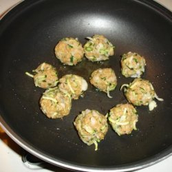 Veggie   Fish  Balls recipe