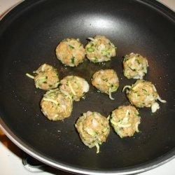 Veggie   Fish  Balls recipe