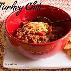 Chili Con Turkey