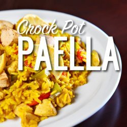Slow-Cooker Paella