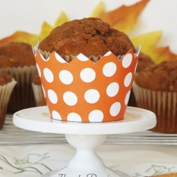 Pumpkin-Apple Muffins