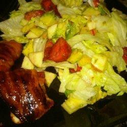 Summer Chicken & Fruit Salad