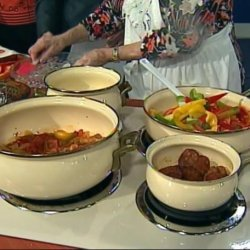 Hungarian Lecso - Pepper, Sausage and Tomato Stew recipe