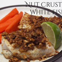 Nut-Crusted Fish