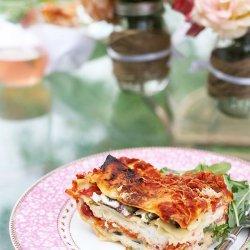 Green Tomato Lasagna