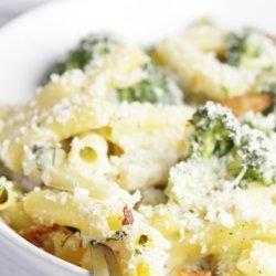 Broccoli & Bacon Pasta Bake