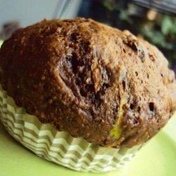 Healthiest Zucchini Bread (Or Muffins) Ever recipe