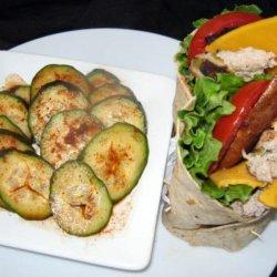Burrito Turkey Burgers