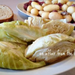 Crock Pot Corned Beef and Cabbage