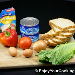 Tuna Salad For Sandwiches