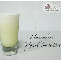 Soy Milk Smoothie