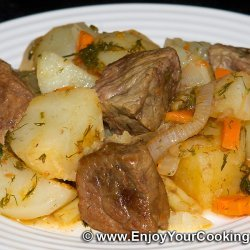 Beef & Vegetable Stew