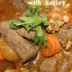 Beef & Barley 3