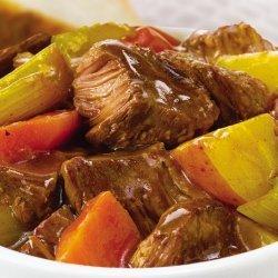 Beef Stew (Slow Cooker)