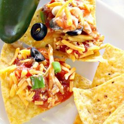 Mexican Kitchen Dip