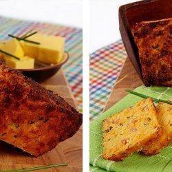 Jalapeno-Bacon Corn Bread