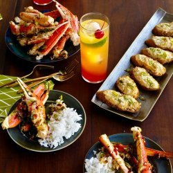Peppered Crab
