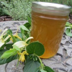 Honeysuckle Blossom Pineapple Jelly recipe