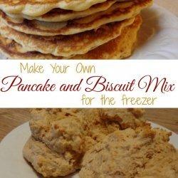 Pancake Mix Biscuits