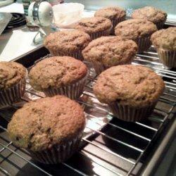 Raisin-Bran Muffins