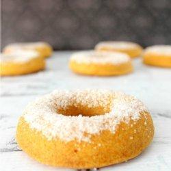 Potato Doughnuts (Baked)