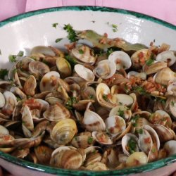 Clams With Sherry