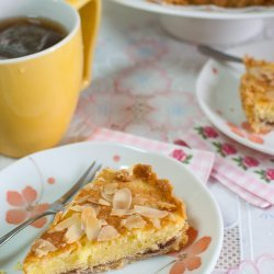 Italian Almond Tart