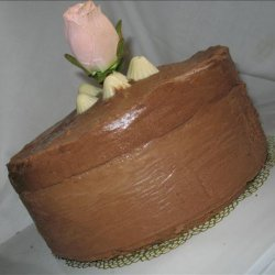 Choco-Coconut Mousse Cake