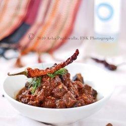 Goan Pork Vindaloo