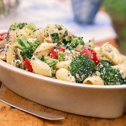 Broccoli, Cherry Tomato, & Pasta Salad
