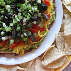 Best Ever Taco Dip
