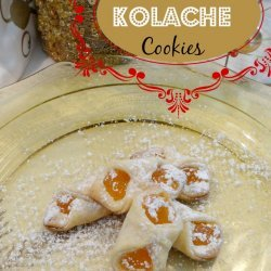 Apricot Kolaches