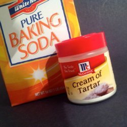 Baking Powder Substitution