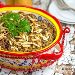 Beef and Wild Rice Casserole