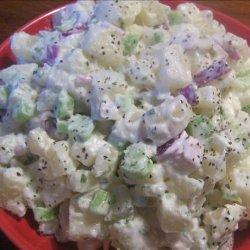 Easy Tarragon Potato Salad