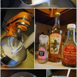 Coconut-Rum Whipped Cream