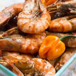 (Jamaican) Pepper Shrimp