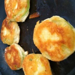 Beer-Batter Fried Green Tomatoes