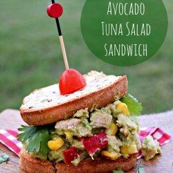 Southwestern Tuna Salad