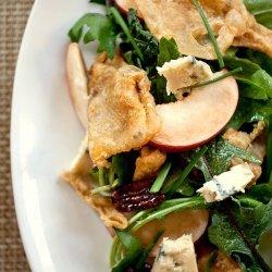 Fruited Salad W/ Chicken