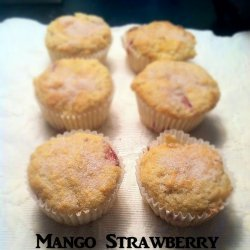 Strawberry Mango Muffins