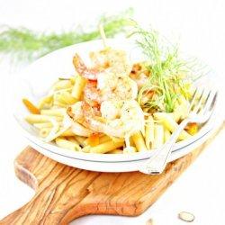 My Shrimp Pasta Salad