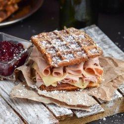 Waffled French Toast
