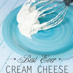 Best Cream Cheese Frosting