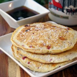 Macadamia Nut Pancake Recipe-Basic