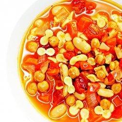 Italian Pasta Fagioli Soup