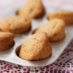 Cranberry Wheat Muffins