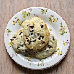 Ricotta Chocolate Chip Cookies